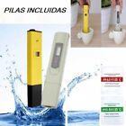 Medidor PH o TDS Digital, para mayor control de agua y PH, Piscinas/Aquario etc.