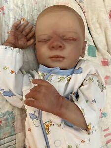 REBORN BABY Clyde Realborn By Denise Pratt