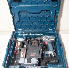 Bosch Li-Ion Akkuschrauber GSR 18V - EC im Koffer mit 2x 4,0Ah Rechnung