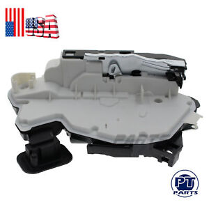 5K1-837-015-E For VW JETTA Left Front Door Lock Latch Actuator Assembly 2011-14