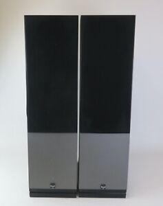 Boxed Royd Minstrel speakers - ideal audio