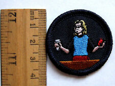 Canadian Girl Guide HEALTHY EATING MERIT BADGE Nutrition Foods Cook Canada Patch