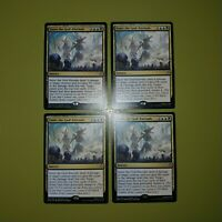 Enter the God-Eternals x4 War of the Spark 4x Playset MTG Magic the Gathering
