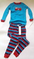 Ensemble pyjama bleu 5 ans pour garçon de 2 à 16 ans