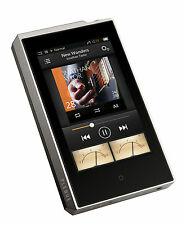 COWON Plenue M2 PM2 High resolution music player 128GB Platinum Silver