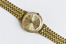 Poljot De Luxe  Automatic 29 Jewels - Soviet Union, USSR men's wristwatch, GOLD