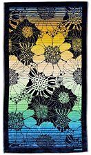 MISSONI HOME 'Stefanie' Floral Luxury Designer Beach Towel 71 x 40 Turquoise NIB