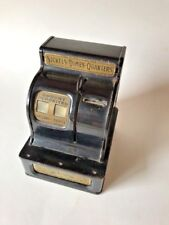 Antique Uncle Sam's 3 Coin Register Bank by Durable Toy & Novelty Company