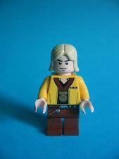 Star Wars Lego Figur Luke Skywalker mit Orden (nur im Lexikon)