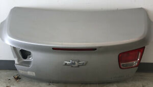 Trunk/Hatch/Tailgate Limited Fits 13-16 Chevrolet MALIBU 313583 Silver