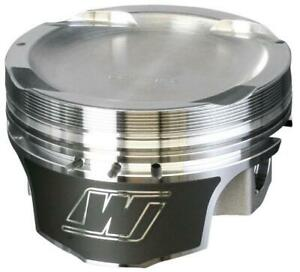 Wiseco BMW M50B25 2.5L 24V Turbo 84.00MM Bore STD Size 8.8:1 CR Pistons