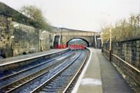 PHOTO  1988 GREENFIELD RAILWAY STATION 1988