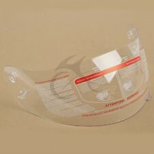 Replacement Motorcycle Flip Up Full Face Adult Helmet Visor Shield Clear HY901