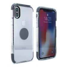 Proporta Anti Shock iPhone X Case Cover Full Protective - Carbon Flex Case