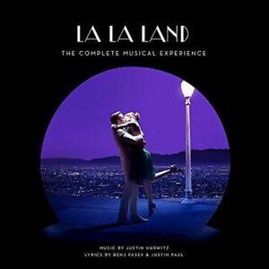 LA LA LAND - ORIGINAL SOUNDTRACK DELUXE EDITION (JUSTIN HURWITZ/+)  2 CD NEW+
