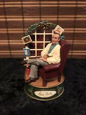 Bing Crosby Carlton Card Ornament Plays White Christmas