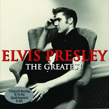 ELVIS PRESLEY  - THE GREATEST - 75 ORIGINAL RECORDINGS (NEW SEALED 3CD SET)