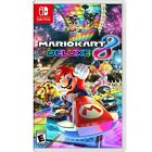 Mario Kart 8 - Deluxe - (Nintendo Switch) Includes Case and Cartridge