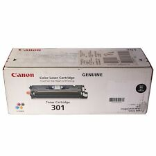Genuine Canon 301 BLACK Toner Cartridge for LBP5200/imageCLASS MF8180C