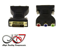 Adapter Dvi-I Male to Rca for Release RGB Rgb. DVI 24+5