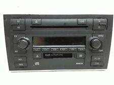 99 00 01 02 03 Audi A6 AM FM CD cassette Symphony radio OEM