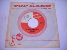 w SLEEVE Dennis Bell A House of our Own / Jeannine 1959 45rpm VG+
