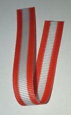 Ruban miniature Croix de guerre des TOE, french medal
