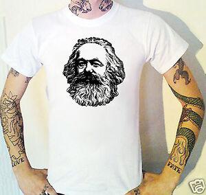 Karl Marx T-Shirt German philosopher revolutionary socialist Communism