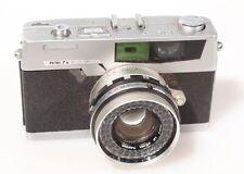 PETRI 7S 35MM P+S CAMERA, VINTAGE 1960S