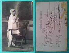 Sassari 1926 - Fotografia Siddi di Bambina