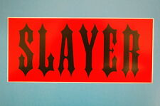 Slayer Sticker (S92)