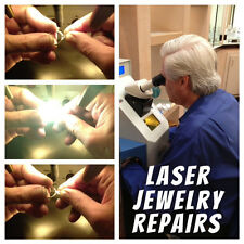 Laser Ring Re-Sizing Service for Gold Silver Stainless Steel Brass Copper Rings
