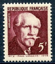 STAMP / TIMBRE FRANCE NEUF N° 820 ** PAUL LANGEVIN