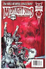 """MIDNIGHT SONS UNLIMITED #4 (1/94)--NM / 68 pgs; """"Siege Of Darkness"""" x-over^"""