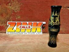 Zink Calls All Things Mallard Acrylic Duck Call-ATM-Gold Rush