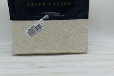 RALPH LAUREN Home Weston Park Hutchings 300TC Cotton KING Fitted Sheet $185