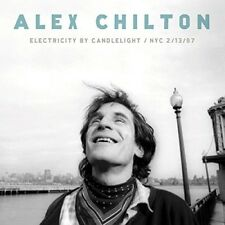 ALEX CHILTON - ELECTRICITY BY CANDLELIGHT  CD NEW+