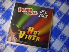 Katy Perry Rihanna John Legend Britney Spears Beyonce Jack White  2008 DJ DVD