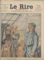 Journal Le RIRE Rouge, édition de guerre N° 148 du 15 septembre 1917