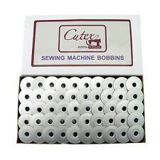 Cutex™ 100 M-Class Lightweight Bobbins - Grace Brother Handi Quilter Longarm