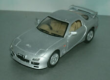 1/34 Scale 1993 Mazda RX-7 FD3S Diecast Car Model - Kinsmart 5067D Silver