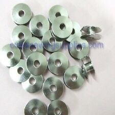 20 Metal Bobbins #40264 For SINGER 95, 96 Class Sewing Machines