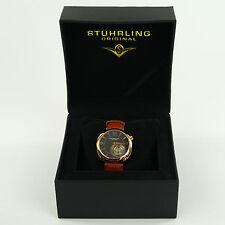Armbanduhr Stührling Eclipse Tourbillon 390.334XK1 eng limitiert Herrenuhr #1630