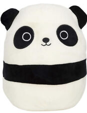 """Squishmallow Stanley The Panda Soft Plush Pillow 8"""" NWT SHIPS FAST"""