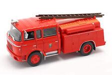 Berliet GAK 17 Feuerwehr Madrid rot 1:43 Altaya