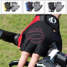 Cycling Gloves New Shockproof MTB Road Bike Riding Half Finger Windproof M-XL UK