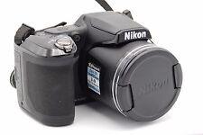 NIKON COOLPIX L840 16MP 3''Screen 38x Zoom Digital Camera BLACK