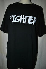 FIGHTER T-Shirt  Schwarz in L