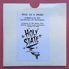 Holy State - Medicine Hat / Sultan Of Sentiment - Card Sleeve Promo CD (CBX342)