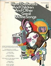 BLESS THE BEASTS AND OTHER GREAT MOVIE SONGS 1972 COLLECTIBLE